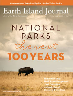 cover, Summer 2016 Earth Island Journal